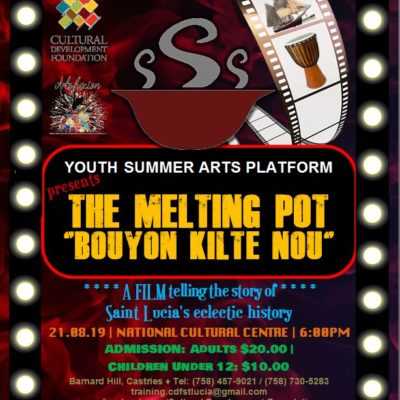The Melting Pot – Bouyon Kilte Nou – a youth film