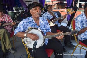 La margeurite folk band saint lucia