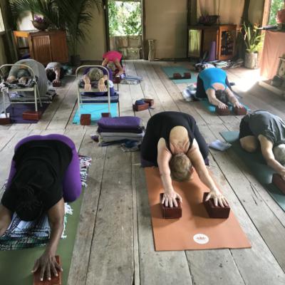 Yoga St Lucia Balenbouche Estate Retreat