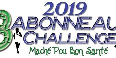 2019 Babonneau Challenge – Maché pou bon santé