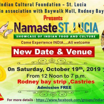 Showcase of Indian Food and Culture – Namaste Saint Lucia