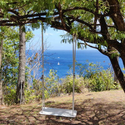 Anne's Retreat – the beautiful cottage overlooking the Caribbean Sea