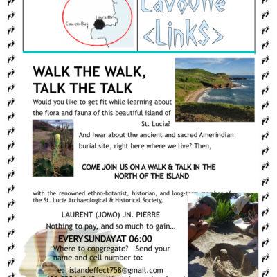 Awareness Walk – Archeological Heritage & Biodiversity