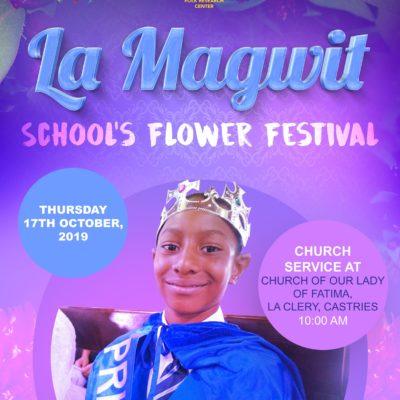 """La Magwit – La Marguerite – is the second of Saint Lucia's unique """"Flower Festivals"""""""