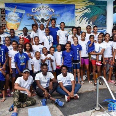 Capri-Sun Short Course National Swim Championships