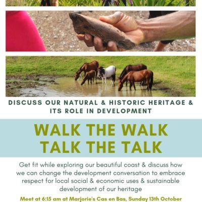 Walk the Walk, Talk the Talk – Sustainable Development Hike