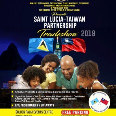 Annual Saint Lucia Taiwan Partnership Trade Fair