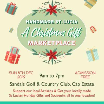 Handmade Saint Lucia Christmas Gift Marketplace