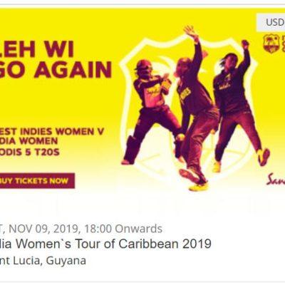 West Windies Women v India Women, 2nd T20I