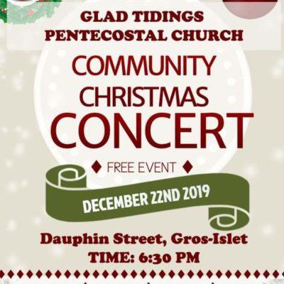 Free Communit Christmas Concert