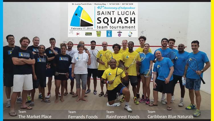 2020 Saint Lucia Independence Squash Tournament