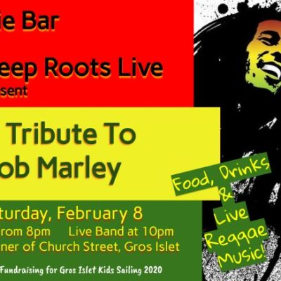 Irie Bar and Deep Roots Live Tribute to Bob Marley
