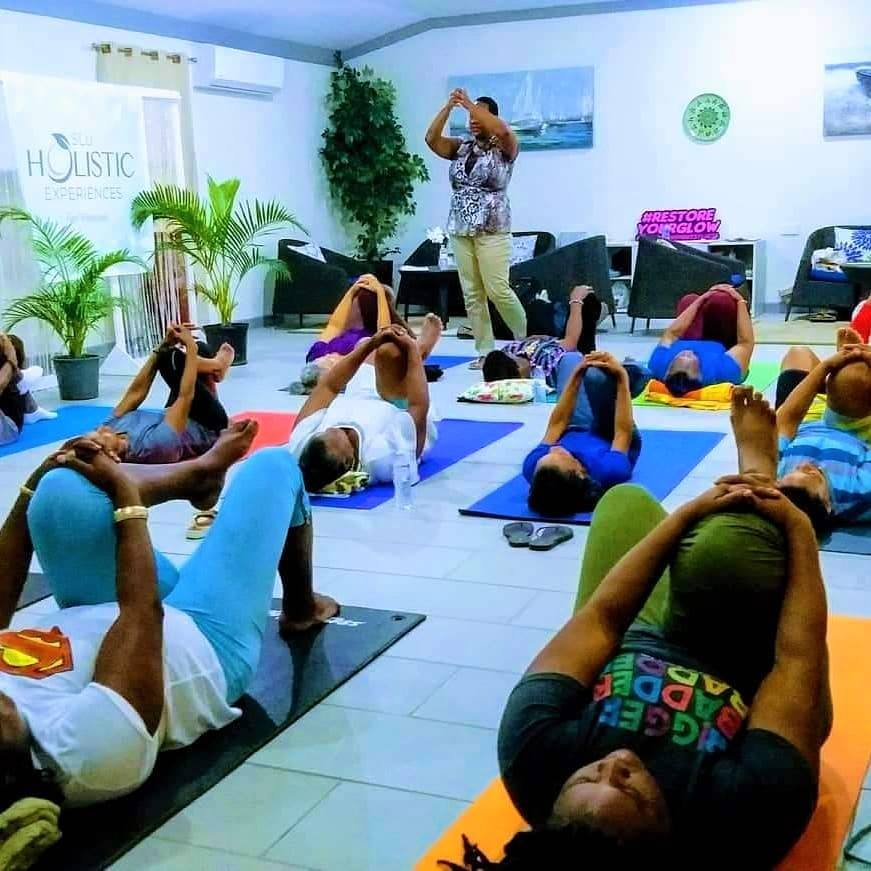 neuromovement wellness series - pain and stress releaf classes in rodney bay
