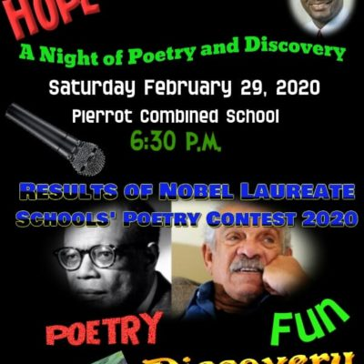 Hope – a night of poetry and discovery