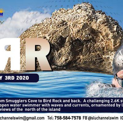 The BRR 2.6K Swim Challenge 2020