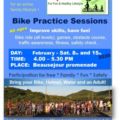 Bike Practice Session – Kids, learn to ride confidently