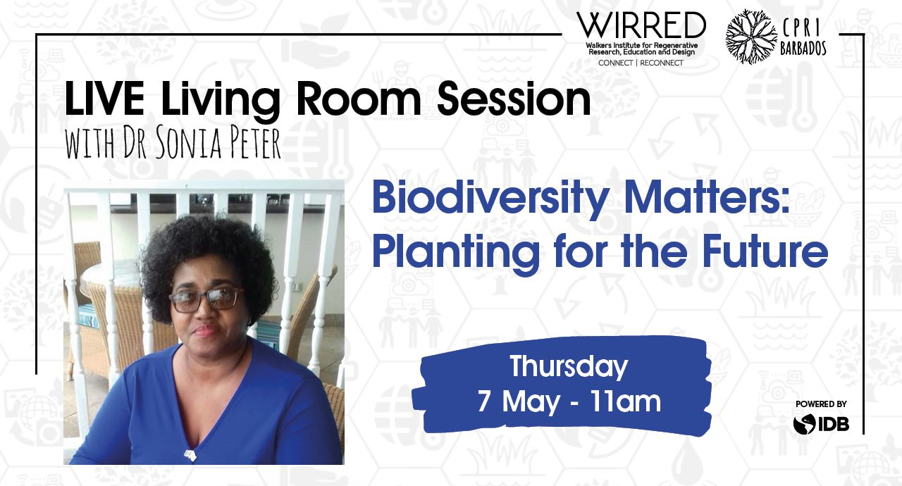 Biodiversity Matters planting for the future webinar