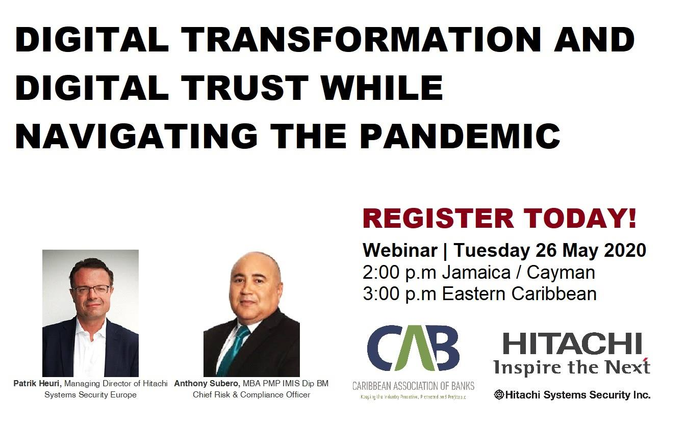 Digital Transformation And Trust While Navigating The Pandemic