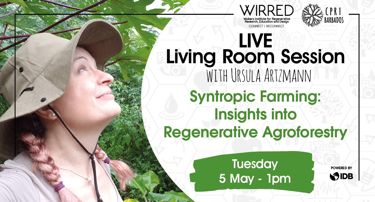 CPRI syntropic farming insights online webinar