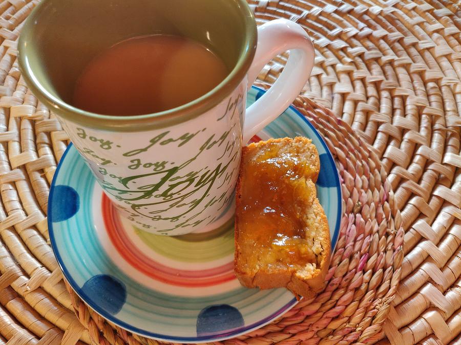 Fabulously Delicious Ripe Breadfruit Cake with citrus